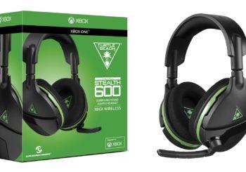 Xbox One - Turtle Beach stellt neue Wireless-Surroundsound-Headsets Stealth 600/700 vor