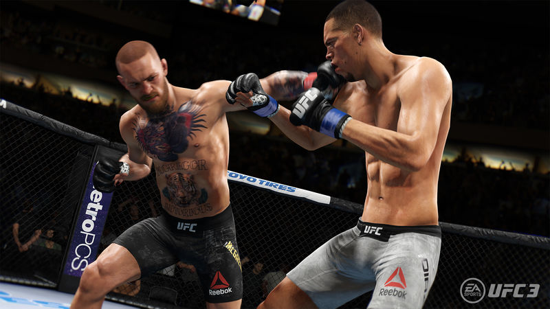 EA SPORTS UFC 3 – Cover-Star und mehr enthüllt