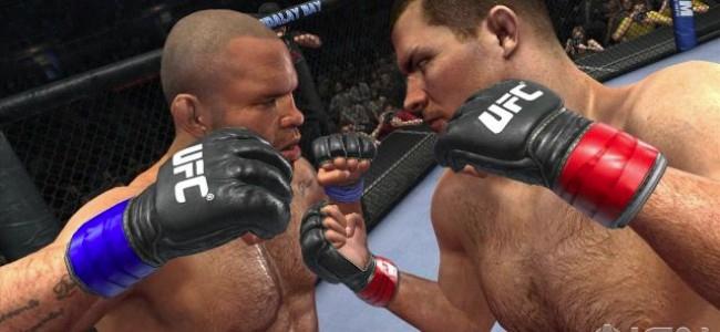 EA Sports UFC – Es ist soweit