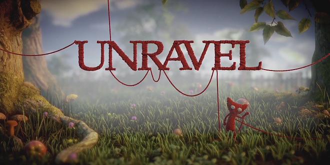 Unravel – Die Inspiration zum Spiel im Video eingefangen