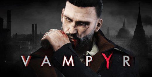 E3 2017: Vampyr -10 Minuten Gameplay von der E3