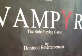 Vampyr - Ein neues Blutsauger-Spiel angekündigt