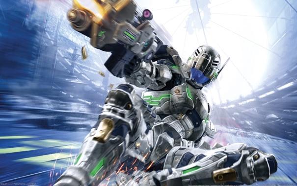 E3 2015: Platinum Games teasern möglichen zweiten Teil zu Vanquish