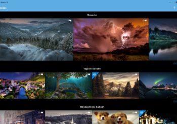 Xbox One Universal Apps - Schmückt euer Dashboard mit Wallpaper Studio 10