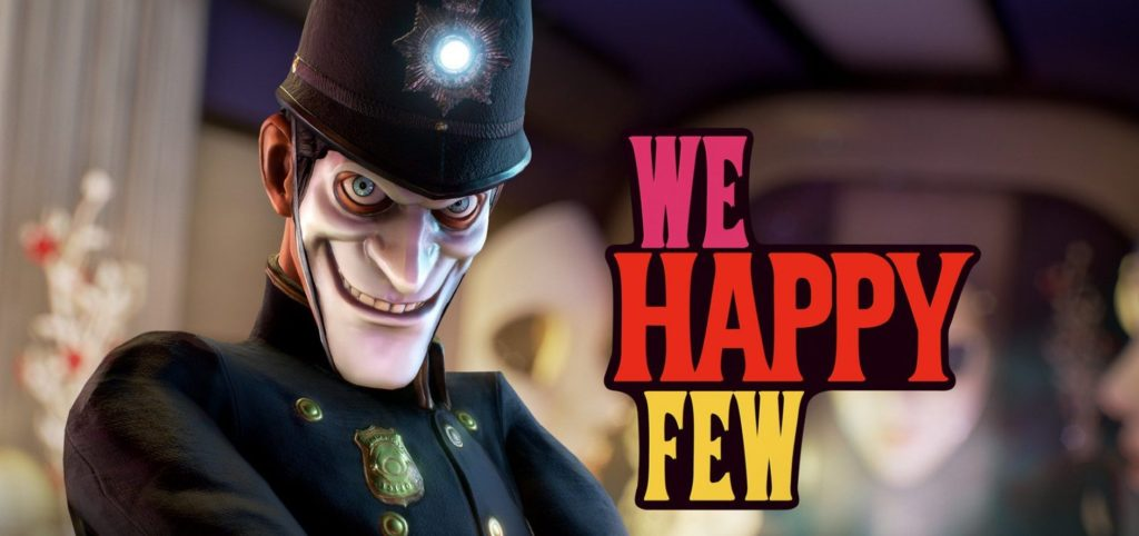 We Happy Few – Launch-Trailer erschienen