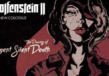 """Wolfenstein 2: The New Colossus - Zweiter DLC """"The Diaries of Agent Silent Death"""" ab sofort verfügbar"""