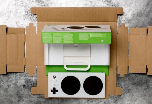 Xbox Adaptive Controller - Animiertes Unboxing von Microsoft zeigt benutzerfreundliche Verpackung