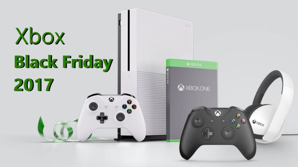 Xbox One – Microsoft startet Black Friday mit allerhand Angeboten
