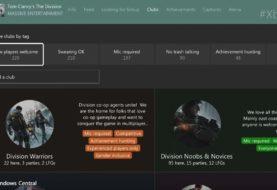 Xbox One Clubs - Bald für alle verfügbar?