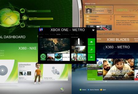 Special: Das Xbox Dashboard und seine Features damals und heute