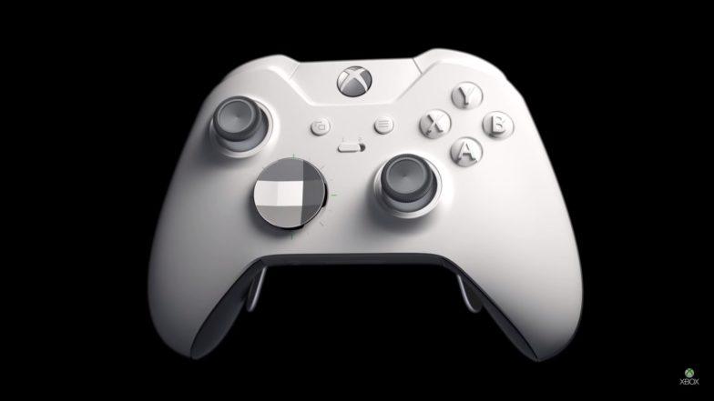 Xbox One – Microsoft patentiert neuartige Radial-Tastaturfunktion für den Controller