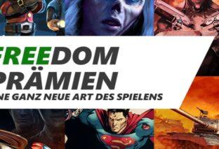 Xbox Live Rewards - Holt euch mit FREEdom und diesen Free-to-Play-Titeln eure Prämien