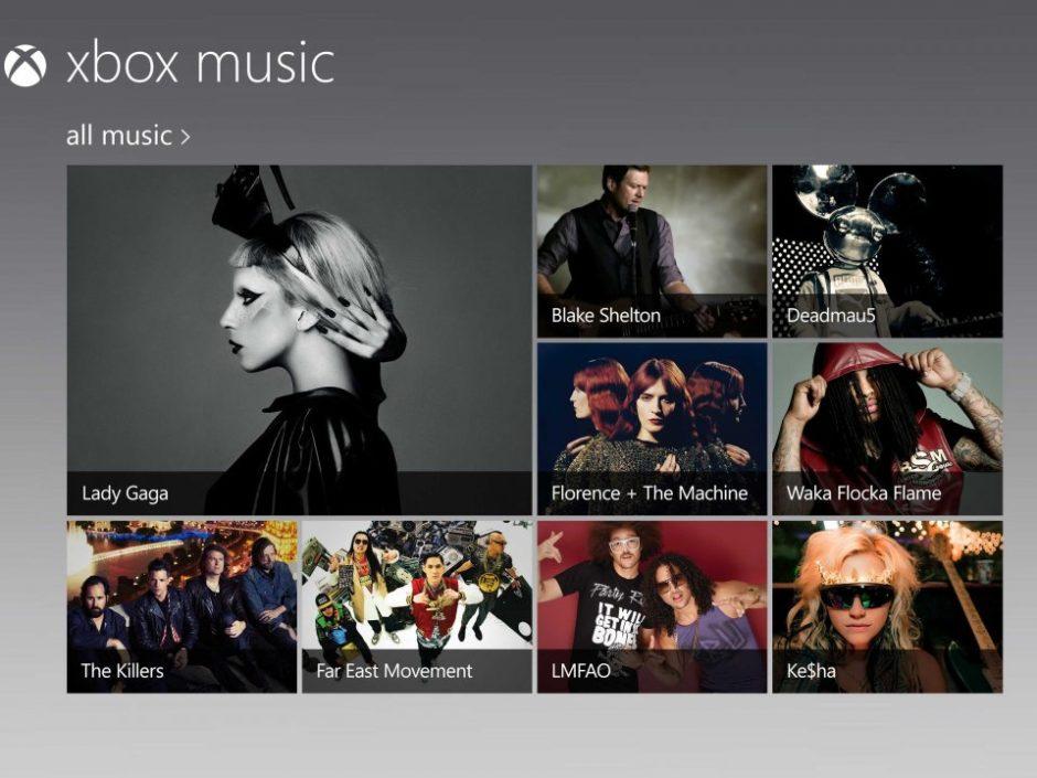 Xbox Music – Bald auch über OneDrive speichern?