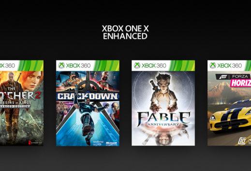 Xbox One Abwärtskompatibilität - Vier neue Kracher mit Xbox One X-Unterstützung eingetroffen