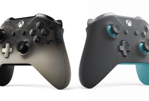 Xbox One - Microsoft stellt zwei stylisch-neue Controller vor