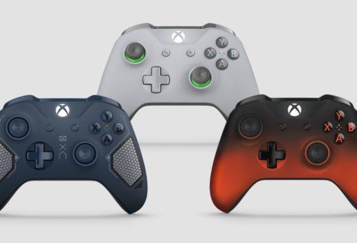 Xbox One - Microsoft stellt drei weitere Controller im schicken Design vor
