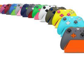 Xbox One - Microsoft präsentiert neue Ladestationen mit integriertem Controller-Stand
