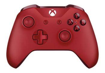 Xbox One - Neuer roter Controller ab nächste Woche erhältlich