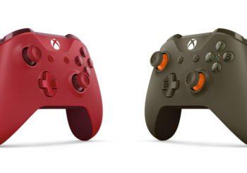 Die neuen Xbox One Special Edition Controller im Video ausgepackt