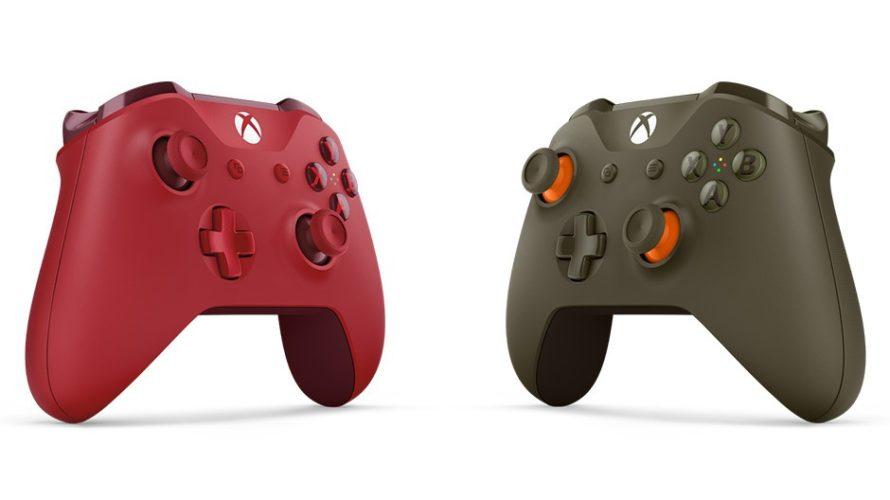 Xbox One – Zwei neue Special Edition Controller eingetroffen