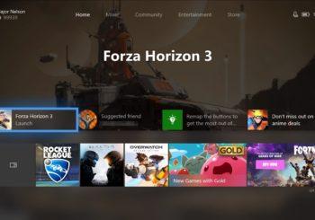 Xbox One Dashboard - Komplett erneuertes Design rollt ab sofort für Xbox Insider aus