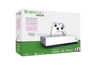 Xbox One S All-Digital Edition - Erstes Produktbild geleakt; Release im Mai