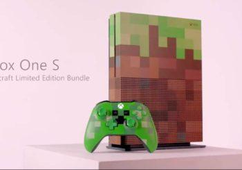 gamescom 2017: Xbox One S Minecraft Limited Edition offiziell vorgestellt
