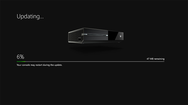 Xbox One Dashboard – Preview Update: Neustes Update beseitigt LFG-Probleme