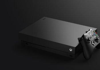 Xbox One X - Bekommt sie einen neuen Bootscreen?