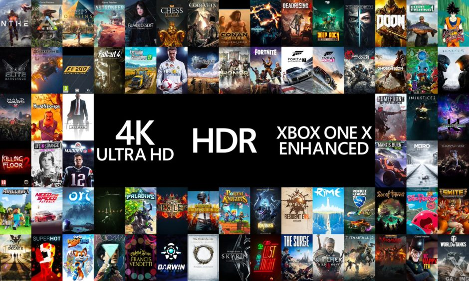 Xbox One X – Fallout 4 und Skyrim: 4K-Update ab heute verfügbar