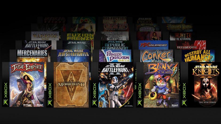 Xbox One Abwärtskompatibilität – Diese acht Original Xbox-Titel bekommt ihr ab heute