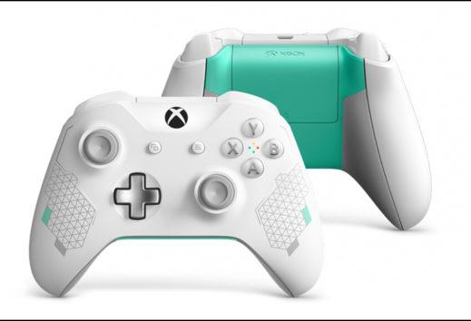 Xbox One - Microsoft stellt neuen Sport White Special Edition Controller vor
