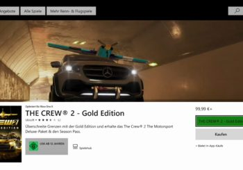 Xbox One Dashboard - Xbox Store bekommt Produktseiten