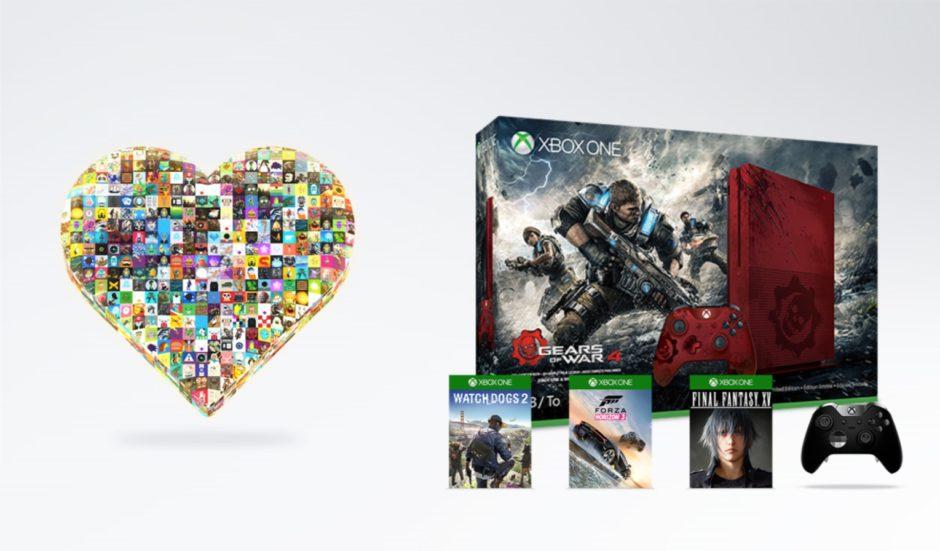 Erstellt euch eure eigene Xbox Wunschliste und gewinnt diese mit etwas Glück