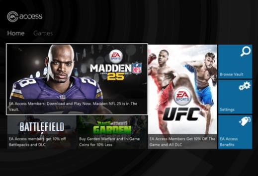 Xbox One - EA Access Bibliothek wird weiter wachsen