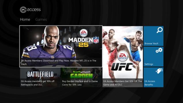 EA Access – Neue Spiele stehen parat